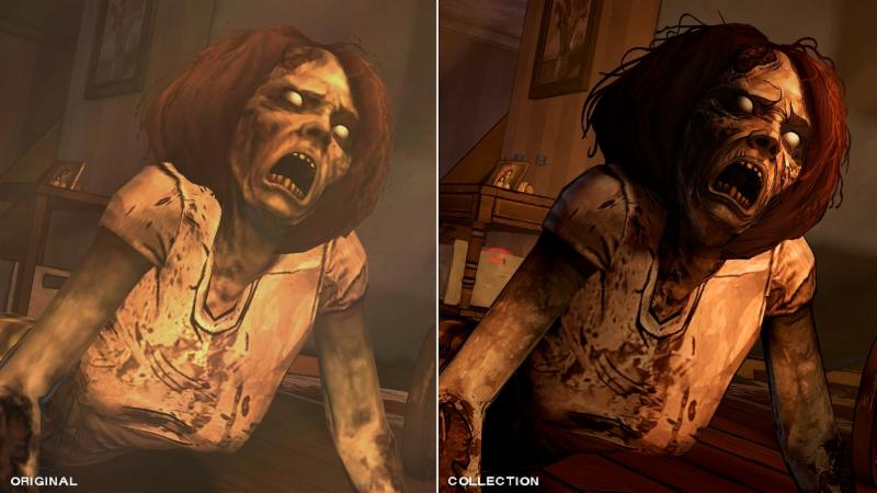 The Qwillery The Walking Dead The Telltale Series Collection