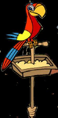 Cartoon Characters: Maya and Miguel