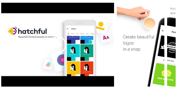 download the best free hatchful Logo Maker Design & Create on android