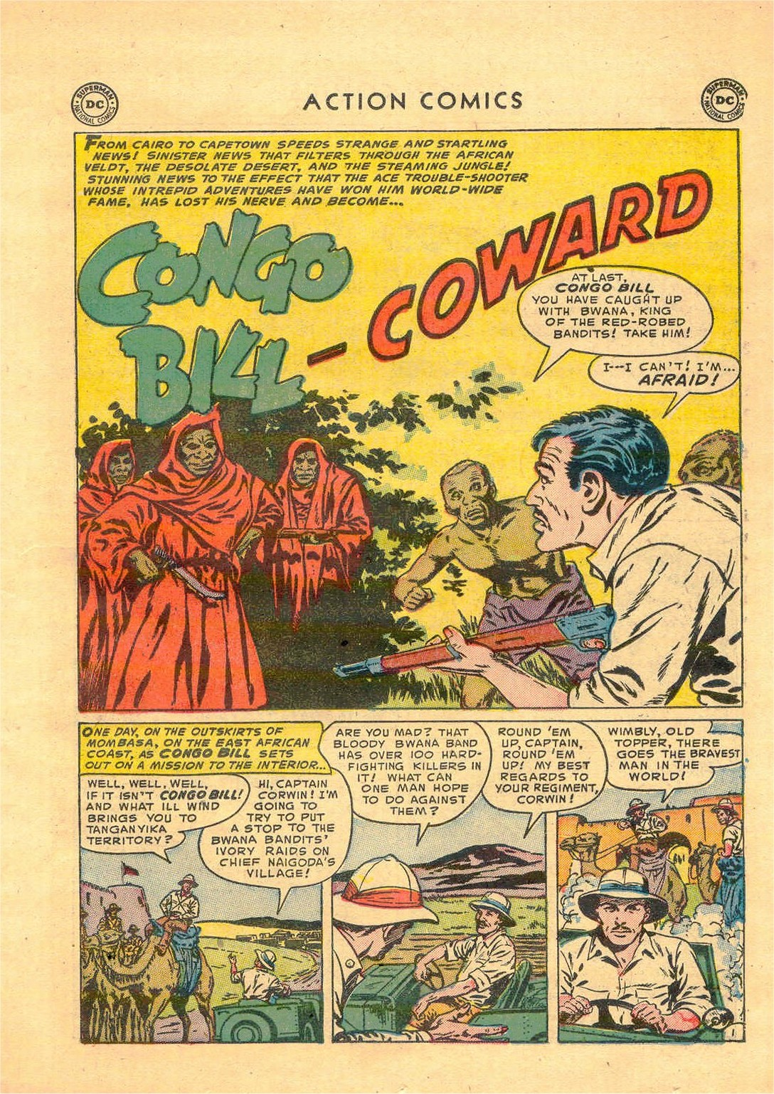 Read online Action Comics (1938) comic -  Issue #181 - 16
