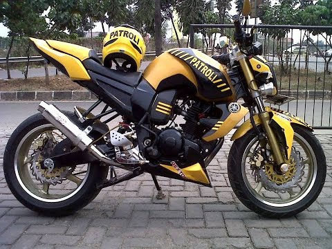 Top modifikasi byson cross