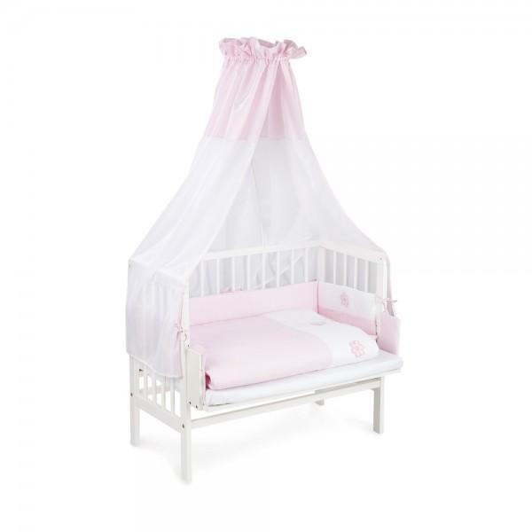 sen niemowlęcia łóżeczko dostawka