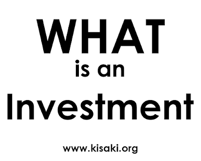 What is an Investment