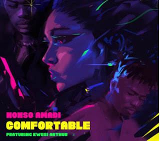 Nonso Amadi ft Kwesi Arthur - Comfortable