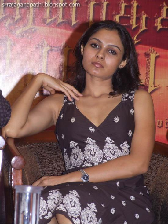 ANDREA JEREMIAH IN AAYIRATHIL ORUVAN PHOTO COLLECTION ...