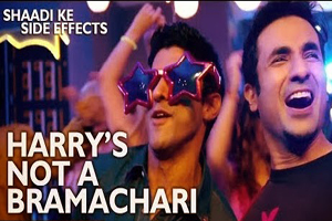 Harry Is Not A Bhramchari