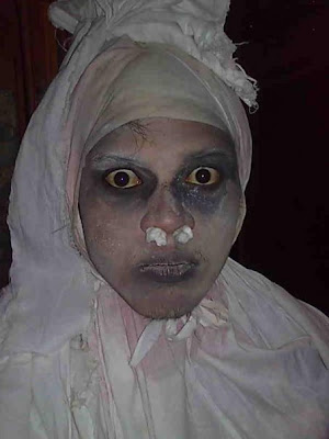 Horror died women funny picture