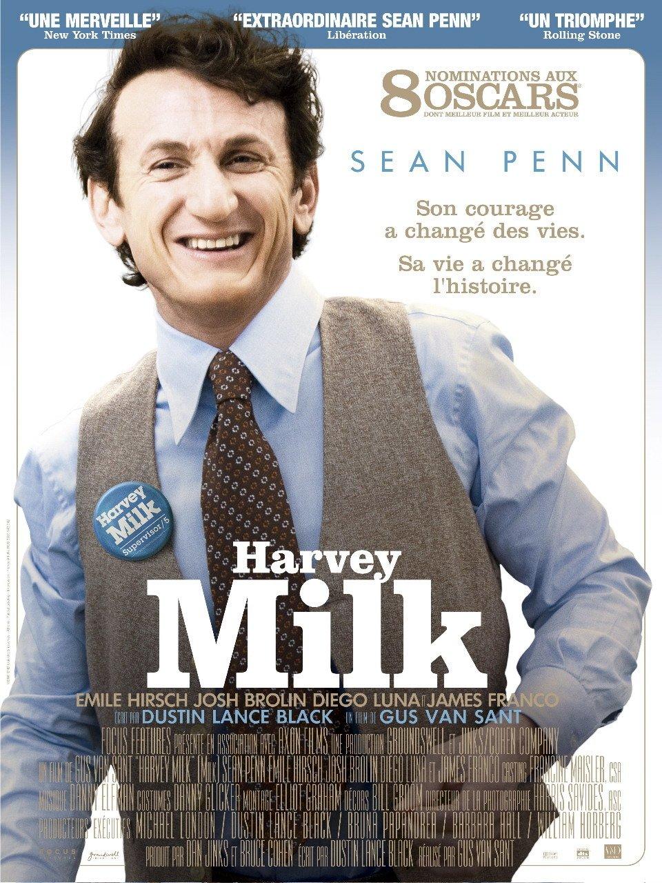Cine Y Lo Que Surja Milk Mi Nombre Es Harvey Milk