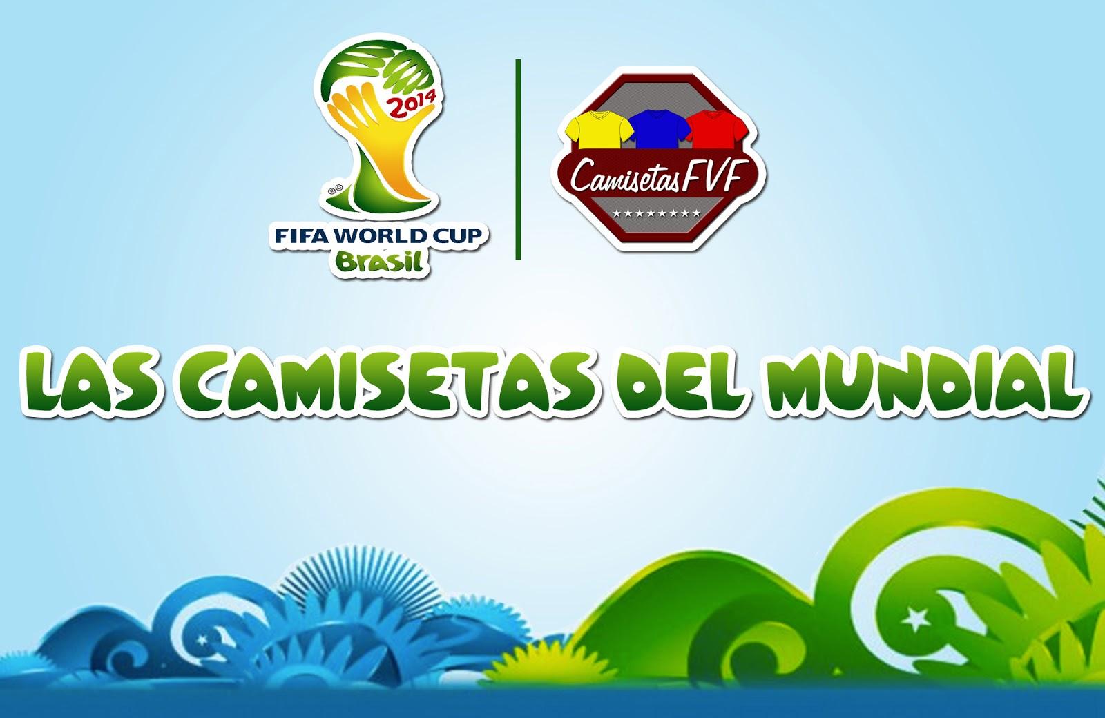 ... las 32 selecciones participantes se preparan para este gran evento y  con ello también las marcas deportivas puesto que para el mundial ... 198f8d605a9f7