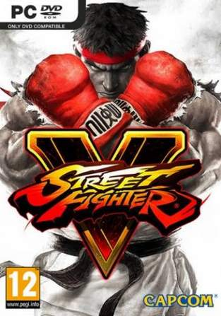 Street Fighter V (5) Deluxe Edition [Full] [Español] [MEGA]