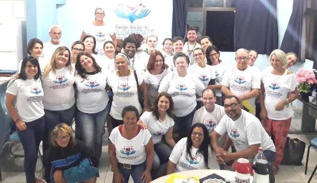 Fundo Social de Solidariedade da Ilha lançou programa Sou um Voluntário