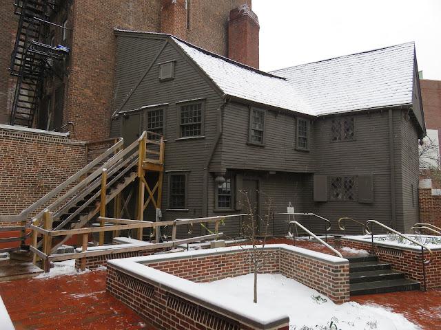 Venture & Roam: The Paul Revere House