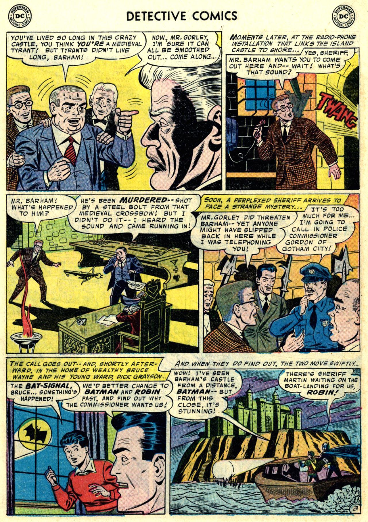 Read online Detective Comics (1937) comic -  Issue #246 - 5