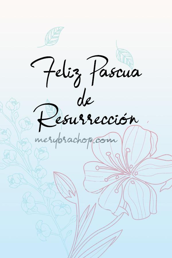 frases de semana santa feliz pascua resurreccion imagen