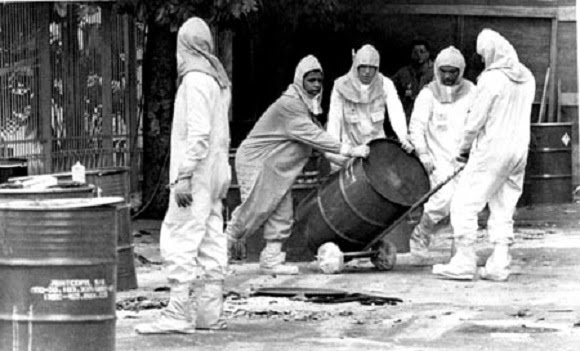 Maior acidente nuclear do Brasil