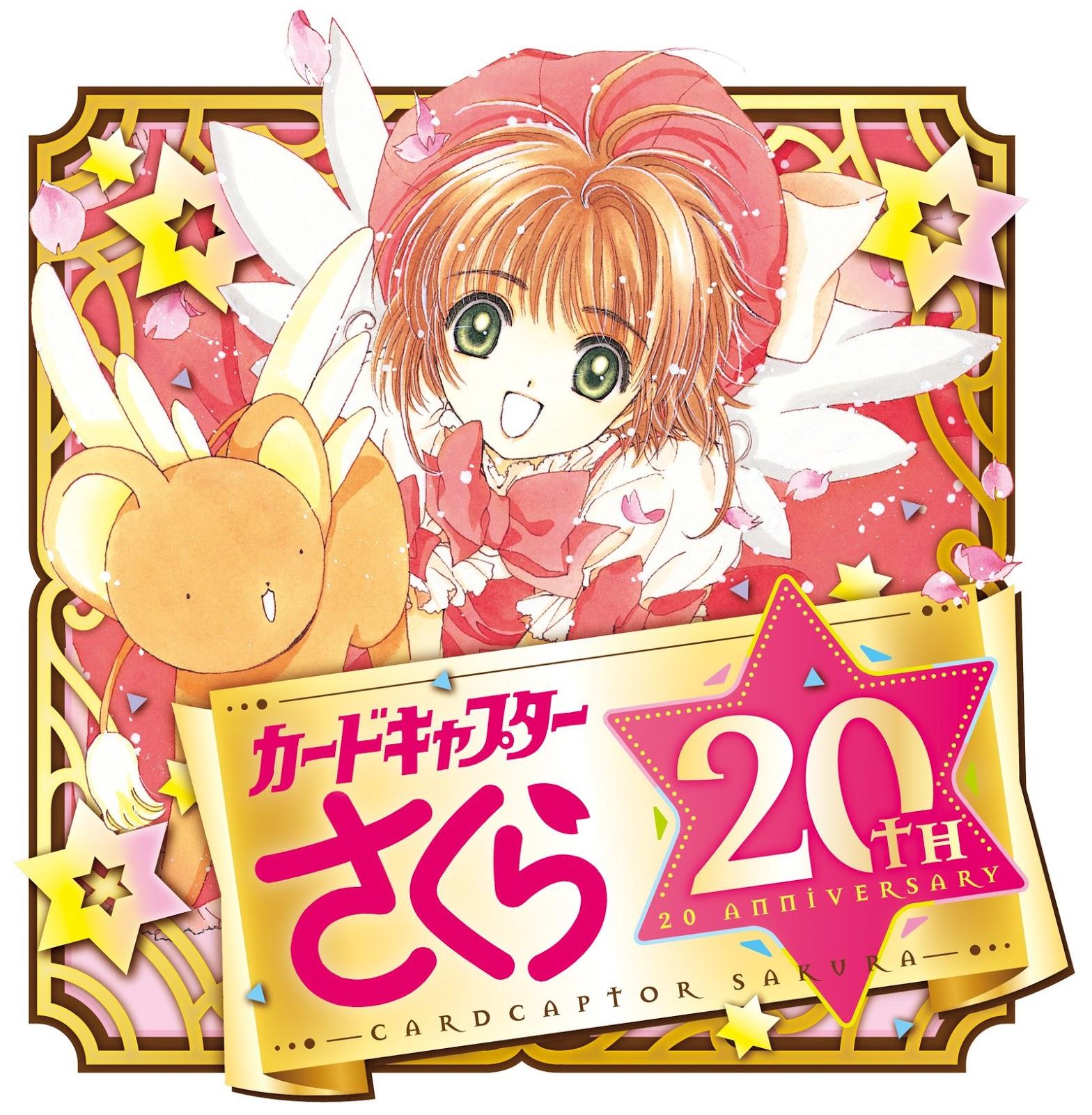 Novos detalhes do novo Anime de Sakura Cardcaptor!