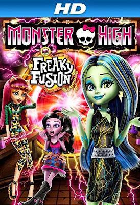 Monster High: Uma Fusão Muito Louca – Dublado