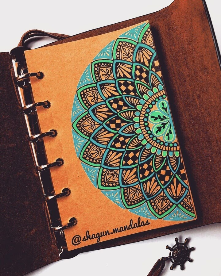 03-Mandala-and-Zentangle-Shagun Goyal-www-designstack-co