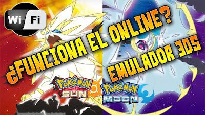 Descargar Citra 3ds Red Vía Online + FPS para pokemon (05-11-17)