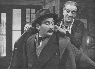 Renato Rascel starred in Alberto Lattuada's 1952 film Il cappotto (The Overcoat)