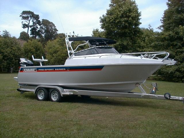 AMF Boat Co Ltd - Custom Built Aluminium Boats   Boat