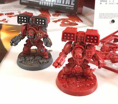 Space Marine Heroes 2 Exterminadores
