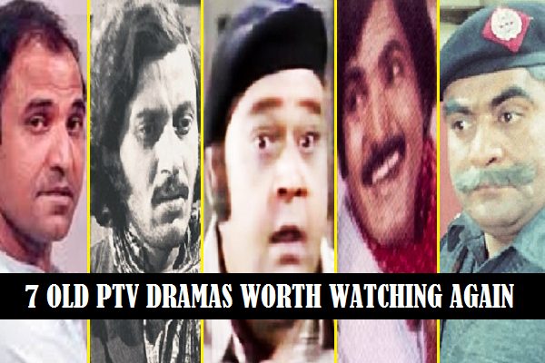 7 old PTV dramas worth watching again PTV Classic Drama