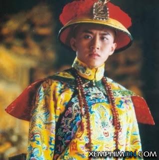 Thiếu Niên Khang Hy