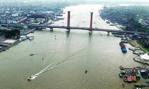 10 Sungai Terbesar di Indonesia Beserta Letaknya