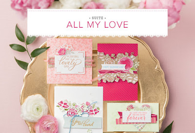 If you are into romance, love hearts, floral, ink......you get the gist...then you are going to love this All My Love Product Suite - see it here - http://bit.ly/AllMyLoveSuite