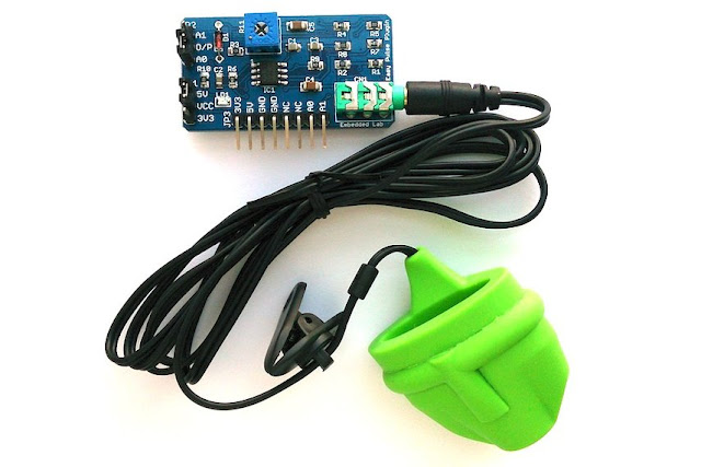 easy pulse sensor arduino