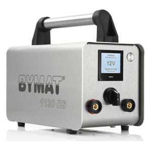 Máy làm sạch mối hàn điện hóa Bymat Premium line 6024RS