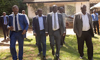 WETANGULA to be replaced in RAILA's NASA as people don't trust him - See the man who may take up his position