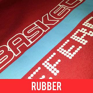 sablon rubber