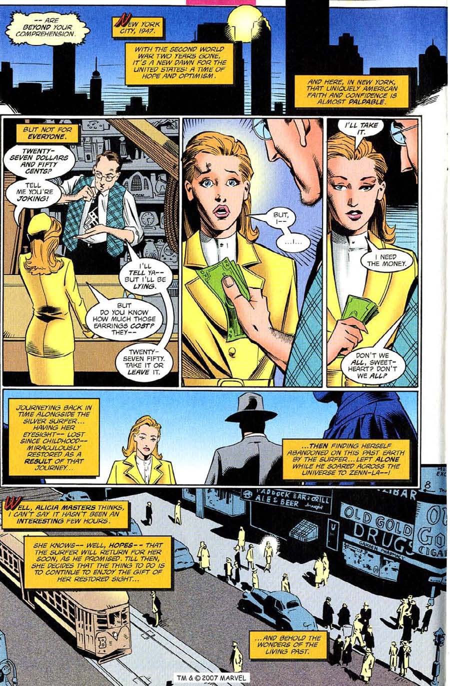 Read online Silver Surfer (1987) comic -  Issue #130 - 14