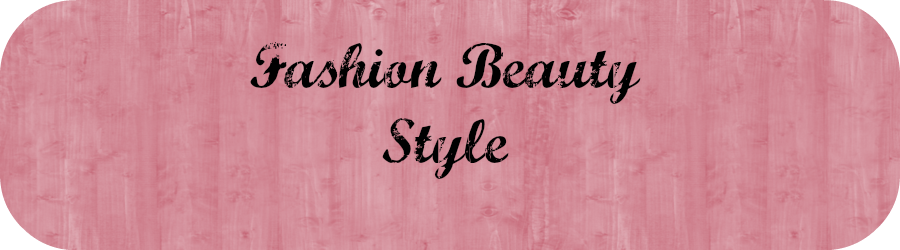 Fashion beauty style