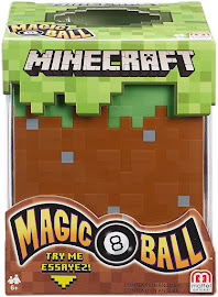 Minecraft Minecraft Magic 8 Ball Media