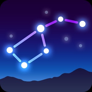 Sky guide teaches siri how to identify stars with ios 12 iphone.
