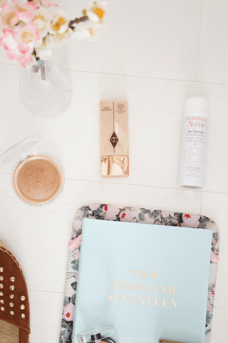 Transitioning my beauty routine for Spring