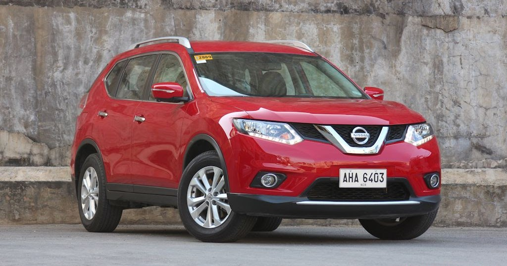 Review: 2015 Nissan X-Trail 4WD | CarGuide.PH - Philippine ...