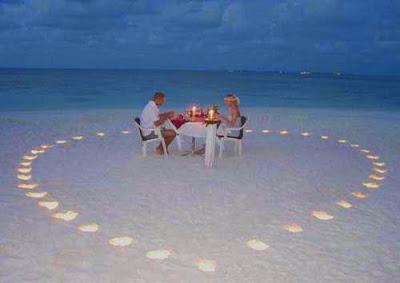 Tempat Romantis Untuk Bulan Madu