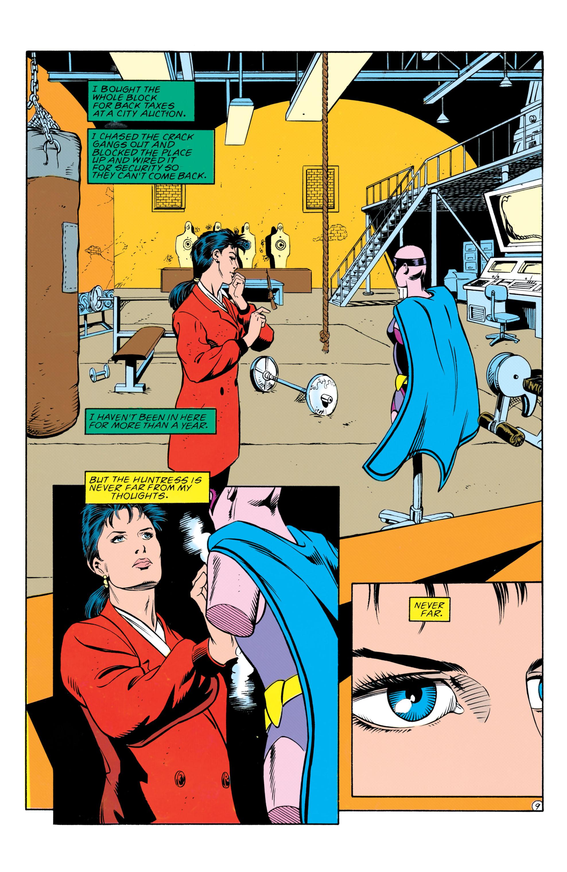 Detective Comics (1937) 652 Page 9