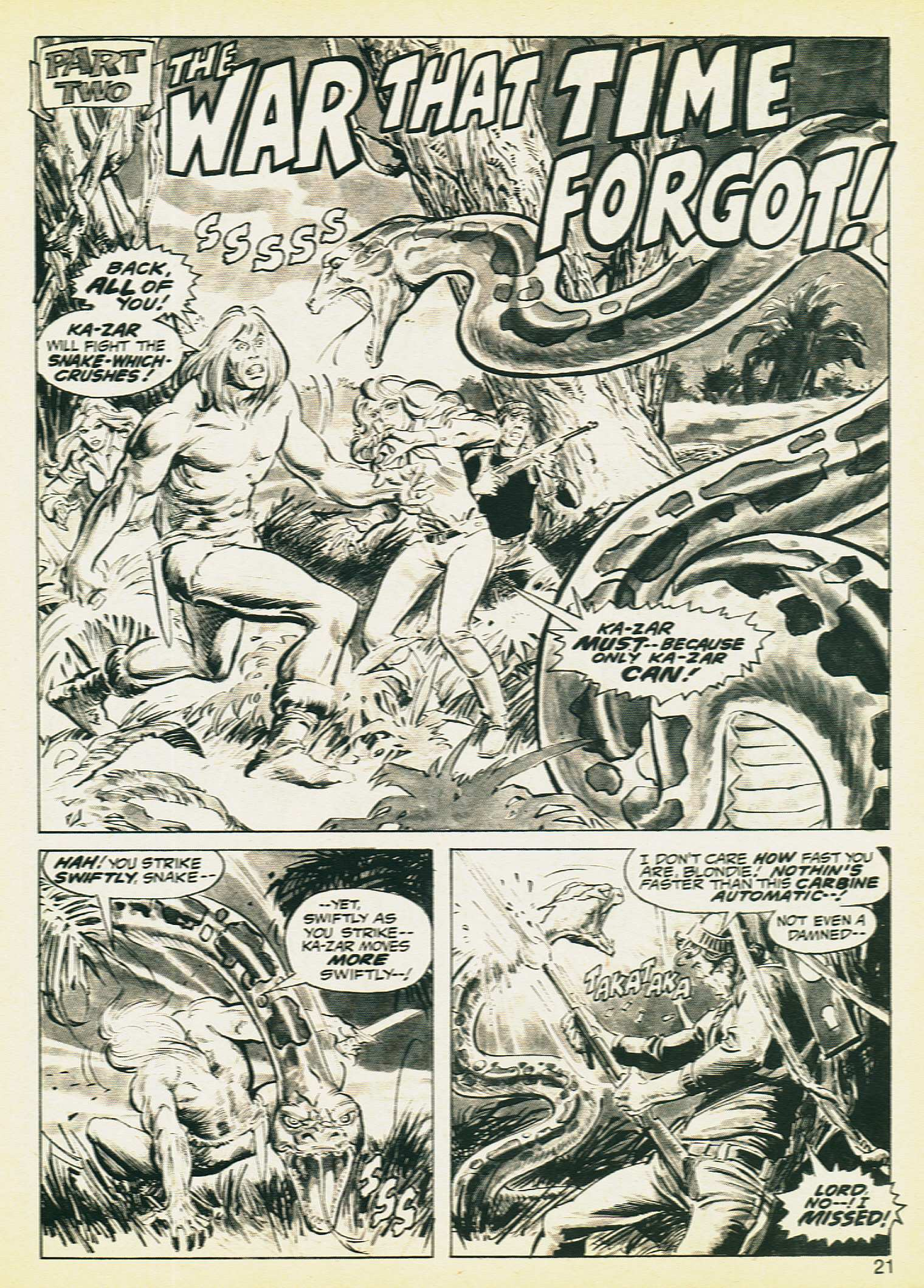 Savage Tales issue 8 - Page 17