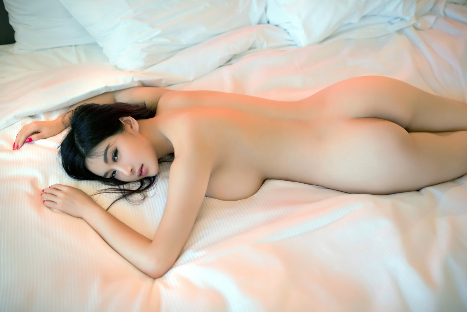 woodman-sex-chinese-sexy-model-nude