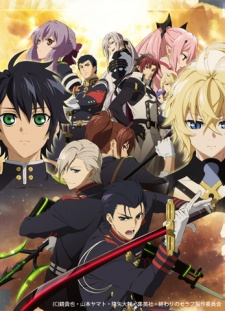 Download Owari no Seraph Season 2 Batch Subtitle Indonesia