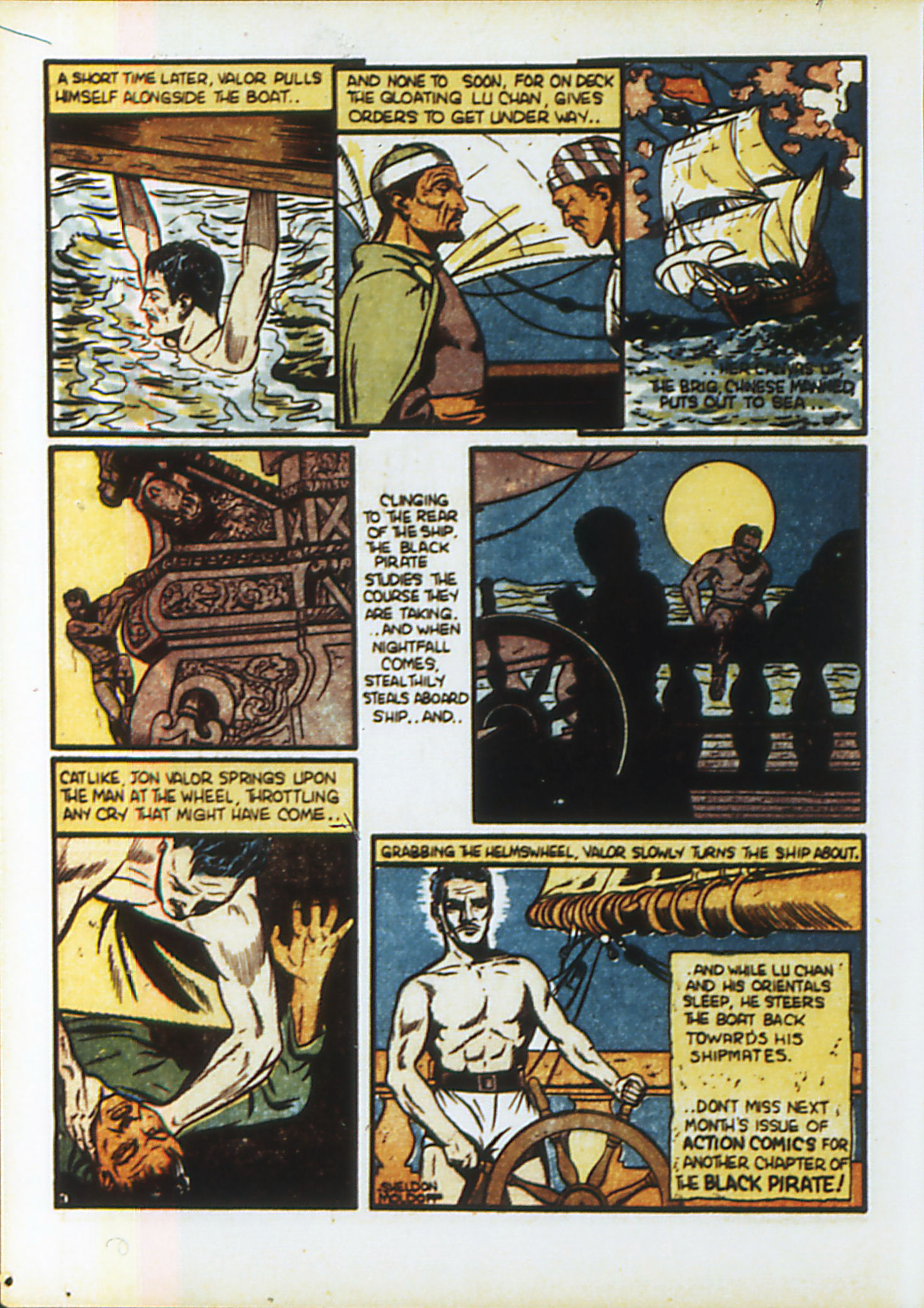 Action Comics (1938) 35 Page 28