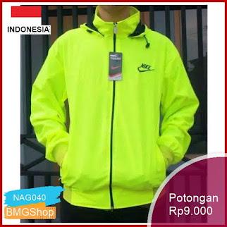 NAG040 Jaket Parasut Nike Stabilo Murah Bmgshop