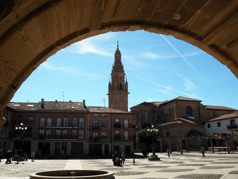 De Santo Domingo de la Calzada a Segovia
