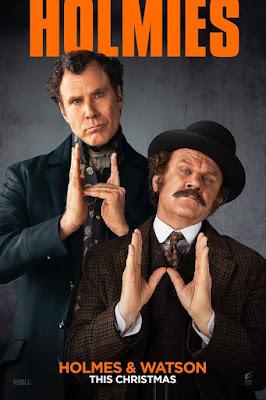 Holmes & Watson Crítica. Es terrorífica, de mala que es