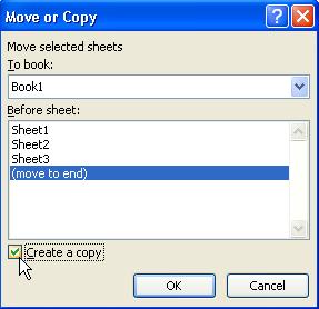 cara copy worksheet